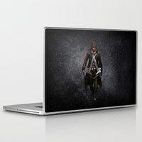 assassins creed Laptop & iPad Skins featuring assassins - assassins by alexa