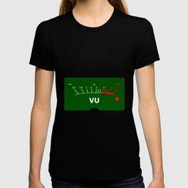 Audio VU Meter T-shirt