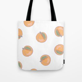 Peaches | Tote Bag