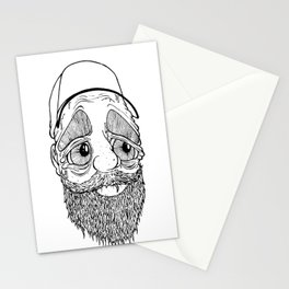 The Trucker Stationery Cards