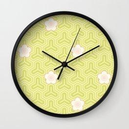 Nipponia Wall Clock