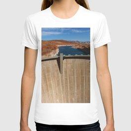 Glen Canyon Dam and Lake Powell T-shirt
