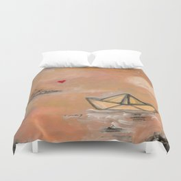 The things that I love 2 Duvet Cover