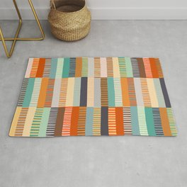 Fall Grandmother's Quilt Rug
