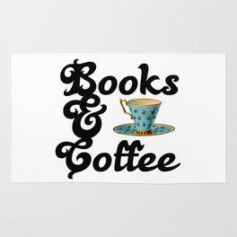 Books & Coffee Rug