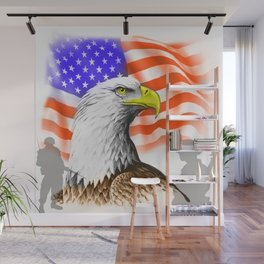 Freedom Wall Mural