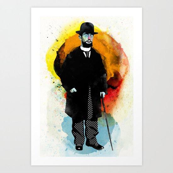 Toulouse Lautrec Art Print