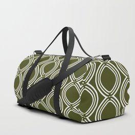 Hatchees (Olive Green) Duffle Bag