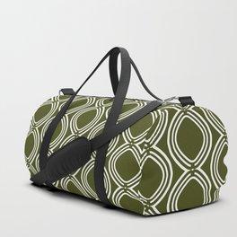 Hatchees (Olive Green) Duffle Bag