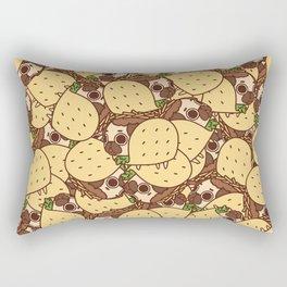 Puglie Taco Rectangular Pillow