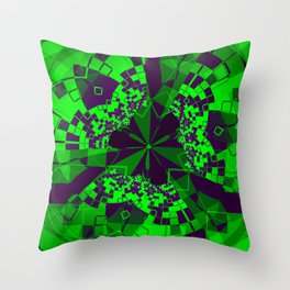 Puzzles Throw Pillow