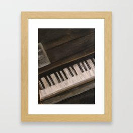 12 Bars Framed Art Print