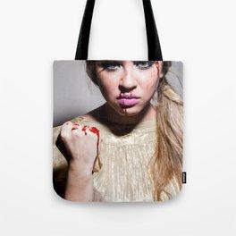 INES BLOOD Tote Bag