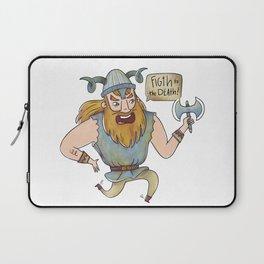 Fight Laptop Sleeve