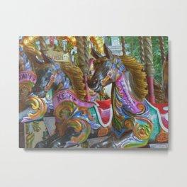 Carnival Metal Print