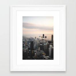 Chicago II Framed Art Print
