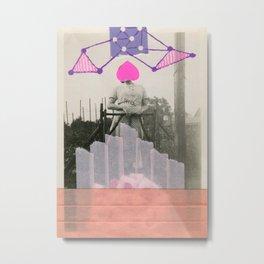Wrong Love Metal Print
