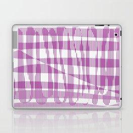 Purple/Violet Pattern Laptop & iPad Skin
