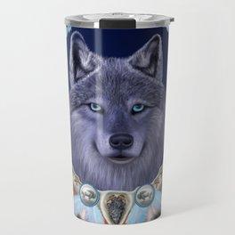 DREAM WOLF Travel Mug