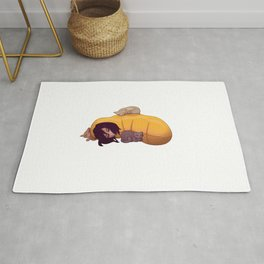 Aizawa Shoto Sleepy Rug