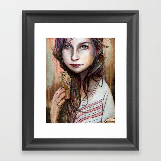 Circe Framed Art Print