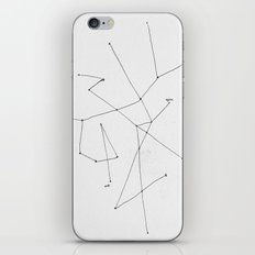 you---------me iPhone & iPod Skin