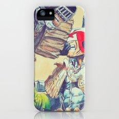 Judge Dredd Slim Case iPhone (5, 5s)