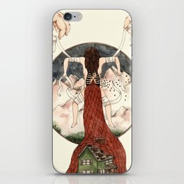 All Stories iPhone Skin