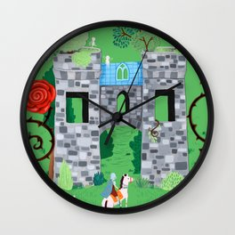 Gatehouse Wall Clock