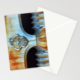 packard patina Stationery Cards