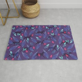 WEIM HEART LEAVES Rug