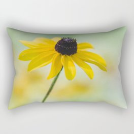 Black Eyed Susan Rectangular Pillow