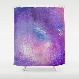 Dusky Daydreams Shower Curtain