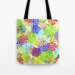 Simple Yet Intricate (POLO GEO) Tote Bag