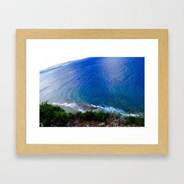 Guam Tasi Framed Art Print