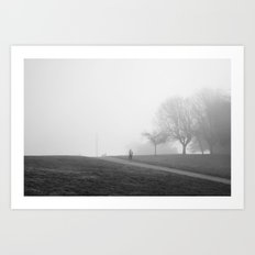 One morning Art Print