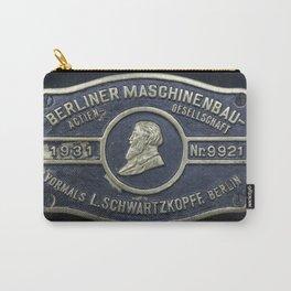 Berliner Maschinenbau Aktien-Gesellschaft Carry-All Pouch