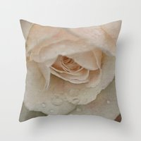 poem Throw Pillows featuring love poem by lucyliu