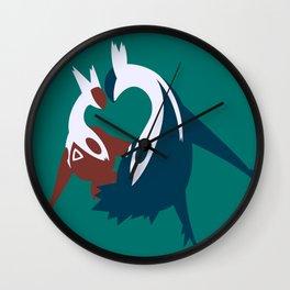 Latios & Latias Wall Clock