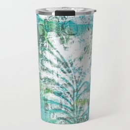 Feathered wall Travel Mug