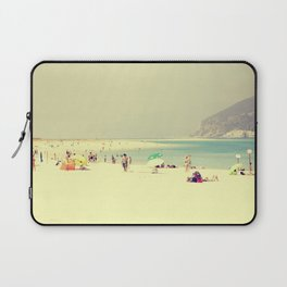 beach day out Laptop Sleeve
