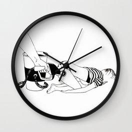 Fill me, please Wall Clock