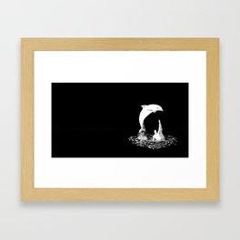 Nanantor and the Spirit Rider Framed Art Print
