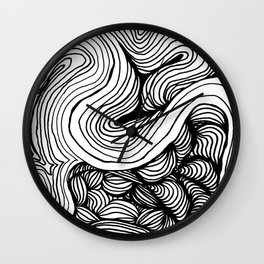 Zentangle #27 Wall Clock