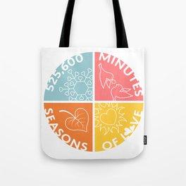 Seasons of Love Tote Bag