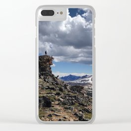 The Edge Clear iPhone Case