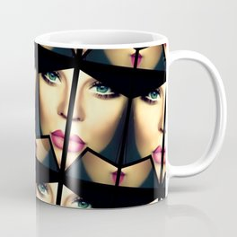Divided Soul Coffee Mug