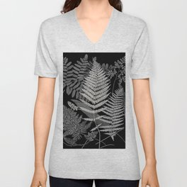 The fern paradise- a plea for the culture of ferns - Francis George Heath - 1908 Ink Black and White Unisex V-Neck