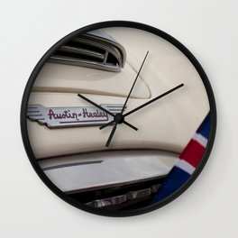 Vintage Car 10 Wall Clock