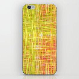 Meadow in Spring iPhone Skin